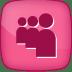 Hover-MySpace icon