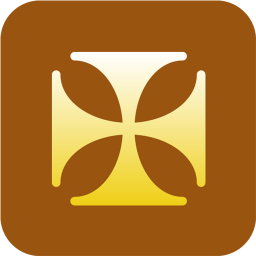 Cross pattee icon