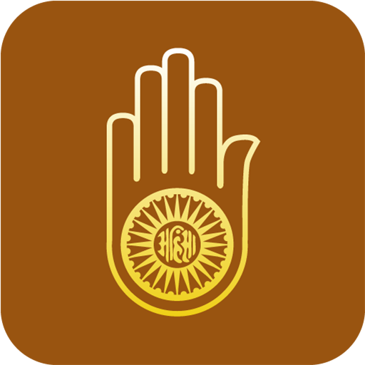Jainism-Ahimsa-Hand icon