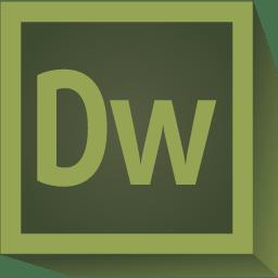 Adobe Dreamweaver CC icon