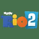 Rio2 Logo icon
