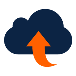 Upload Information icon