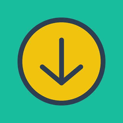 Download-Button icon