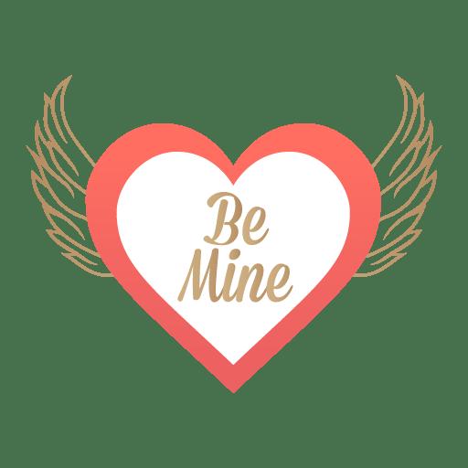 Be-mine-valentine icon