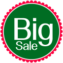 Christmas Big Sale icon