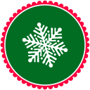Christmas Snow Flakes 3 icon