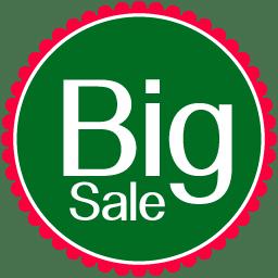 Christmas Big Sale icon