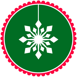 Christmas Snow Flakes 2 icon