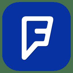 Foursquare 5 icon