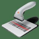 Bar code icon