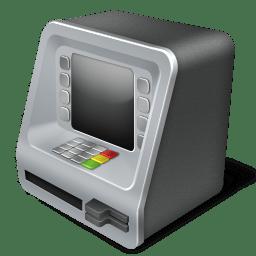 Atm money icon