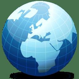 Globe Vista icon
