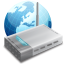 Internet device Vista icon