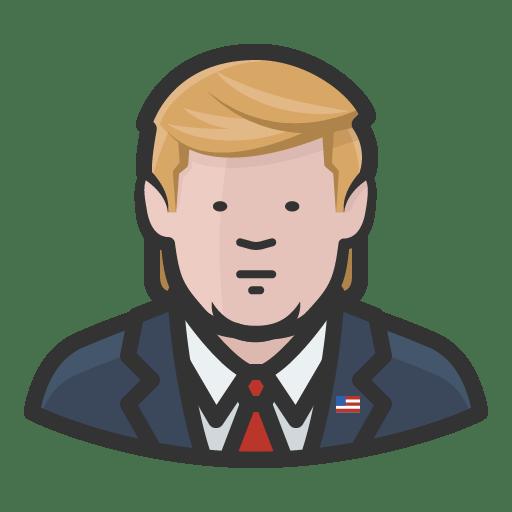 Donald-trump icon