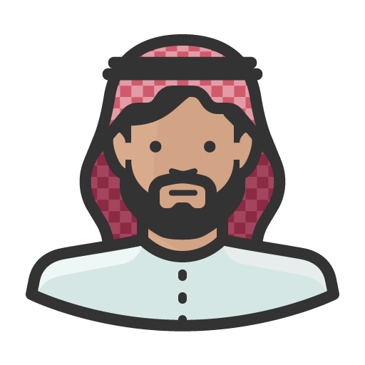 Muslim-man icon