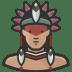 Native-man icon