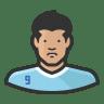 Luis-suarez icon
