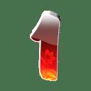 1 icon