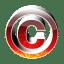 0-Copyright icon