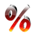 0-Percent icon