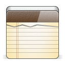 App note icon