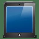 Ipad black icon