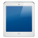 Ipad white icon