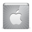 Social apple icon