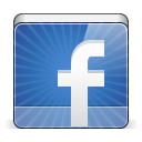 Social facebook icon