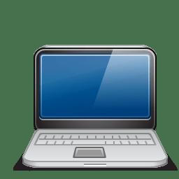 Macbook black icon