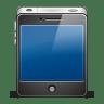 Iphone4-black icon