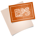 Adobe blueprint eps icon
