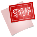Adobe blueprint swf icon