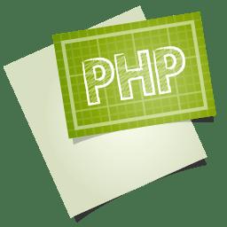 Adobe blueprint php icon