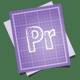 Adobe blueprint premiere icon