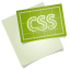 Adobe blueprint css icon