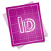 Adobe-blueprint-indesign icon