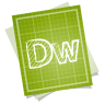 Adobe-blueprint-dreamweaver icon
