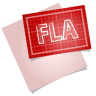 Adobe-blueprint-fla icon
