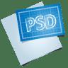 Adobe-blueprint-psd icon