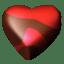 Chocolate hearts 04 icon