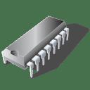DIP 16 pin icon