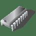 DIP-16-pin icon