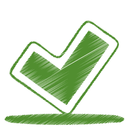 Green ok icon