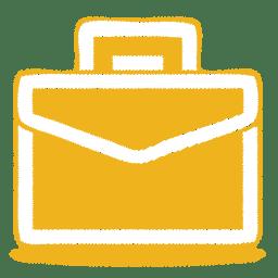 Yellow case icon