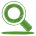 Green-search icon