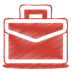 Red-case icon