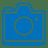 Blue-camera icon