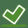 Green-ok icon