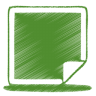 Green-picture icon